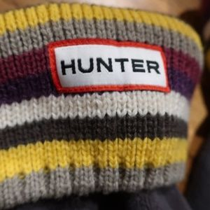 Hunter Accessories - Hunter Boot Socks sz M L ( 8-10 )